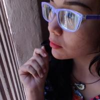 Angie Aparicio, autor del poema'El ego y otros males''