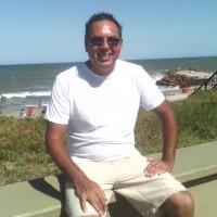 Luis Sanabria, autor del poema'Veo que.''