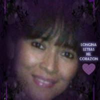 longina ruiz, autor del poema'Donde tu iras''