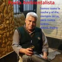 Poeta Ambientalista, autor del poema'Manos invisibles''
