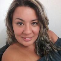 Claudia Vargas, autor del poema'INMERSA EN MIS PENSAMIENTOS''