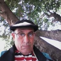Rafael Deliso, autor del poema'SILENCIOSAMENTE. ''