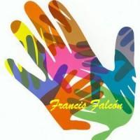 "francis falcon, autor del poema' ""Esperanza""''"
