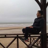 Juan Manuel Senese, autor del poema'Noviembre''