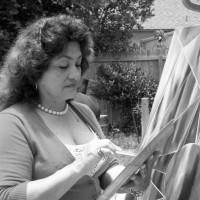 FLORISA OSPINA, autor del poema'CADENAS''