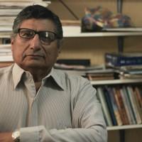Luis Gonzalo Machado Sànchez, autor del poema'Las letras no mueren''