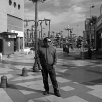 fidel aguayo, autor del poema'joven''
