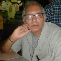 emiro enrique vera suarez, autor del poema'Odre tras la neblina del río''