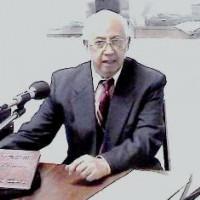 Alberto Rafael Mérida Cruz, autor del poema'AL TULIPÁN FLORENTINO''