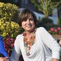 Yolanda Rojas, autor del poema'DIÁLOGO CON MIS LETRAS''