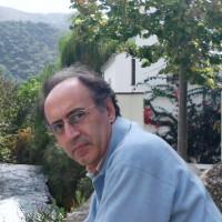 Luis Ignacio, autor del poema'BRINDIS''