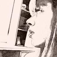 Carolina Giudice, autor del poema'¿Feliz cuando llueve?''