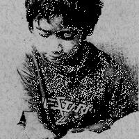 S-Contreras, autor del poema'muerte''