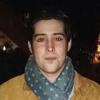 Carlos ferrández López, autor del poema'Dama de ojos tristes''