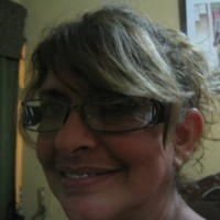 sara villalobos marchena, autor del poema'soledad A  ''