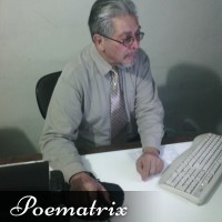 beto guzman, autor del poema'Un pueblito llamado Quillón''