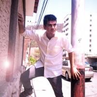 juan saavedra, autor del poema'Se me hace conocido...''