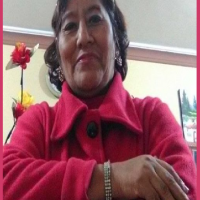 Edith Elvira Colqui Rojas, autor del poema'CATARSIS DE UN POETA''