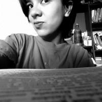 CINTIA .S LEIVA, autor del poema'Entre el el cielo y mas adentro''