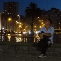 Juanito metz, autor del poema'Sujeto a''