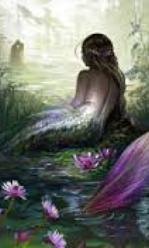 "Poema ""Sirena"" por Johnny Favourite 