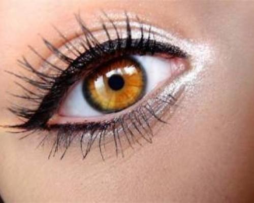 poema ojos color miel por libélula poematrix